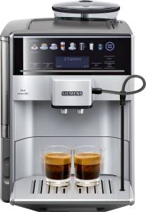 Siemens TE 613501 DE Kaffeevollautomat EQ.6 series 300silber