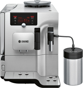 Bosch TES 80751 DE VeroSelection 700Edelstahl Premiummahlwerk aus verschleißfreier Keramik