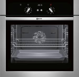 Neff X 6002EEK: A Backofen-Set Autarkes Inuduktionskochfeld Edelstahl
