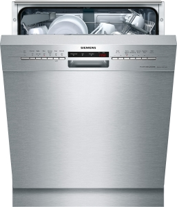 Siemens SN 48 P 564 DEExtraklasse A++ speedMatic UnterbaugerätEdelstahl