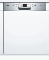 Bosch SMI 58 L 15 EU A++ SilencePlus ActiveWater Integrierbar - Edelstahl