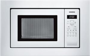 Siemens HF 15 M 262Einbau-Mikrowelle weiß