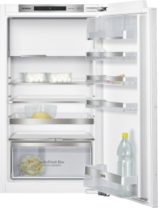 Siemens KI 32 LAD 30 A++ Flachscharnier-Technik Einbau-Kühlschrank
