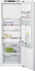 Siemens KI 72 LAD 30 Flachscharnier-Te chnik Einbau-Kühlautomat
