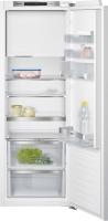 Siemens KI 72 LAF 30 A++ Flachscharnier-Technik Einbau-Kühlautomat