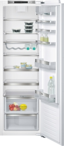 Siemens KI 81 RAD 30 A++ Flachscharnier-Technik Einbau-Kühlautomat