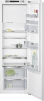 Siemens KI 82 LAD 30 A++ Flachscharnier-Technik Einbau-Kühlautomat