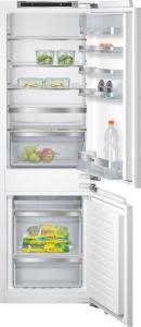 Siemens KI 86 NAD 30 A++ Flachscharnier-Technik Einbau-Kühl-Gefrier-Kombi