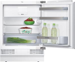 Siemens KU 15 LA 65 A++ Flachscharnier-Technik Unterbau-Kühlschrank