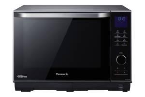 Panasonic NN-DS 596 MEPG Dampffunktion schwarz/silber