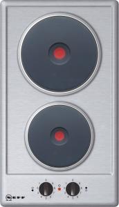 Neff Domino NK 1130 N (N11K30N0) Autarkes Edelstahl Einbau-Kochfeld