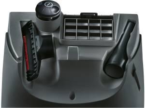 Siemens VSZ 3 B 212 EEK: B mit Staubbeutel schwarz