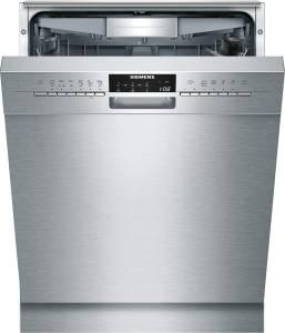 Siemens SN 46 P 598 EU A+++ 60 cm Unterbaugerät - Edelstahl Zeolith iQdrive-Motor Besteckschublade