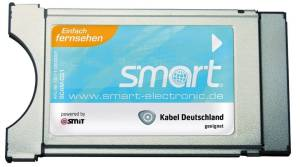 Smart SCAM SG 1 Kabel Deutschland Smart CI+ Modul