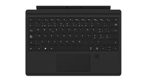 Microsoft Surface Pro 4 Type Cover mit Fingerprint ID