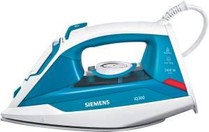 Siemens TB 402410 Dampfbügeleisen weiß / petrol