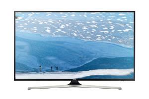 Samsung UE 40 KU 6099 UHD Triple Tuner EEK: A schwarz