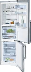 Bosch KGF 39 PI 45A+++ NoFrost Türen Edelstahl mit Anti- Fingerprint
