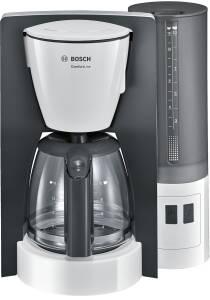 Bosch TKA 6 A 041 ComfortLine Filterkaffeemaschine weiß/ dunkelgrau