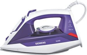 Siemens TB 402810 Dampfbügeleisen iQ300 violett / weiß extraklasse