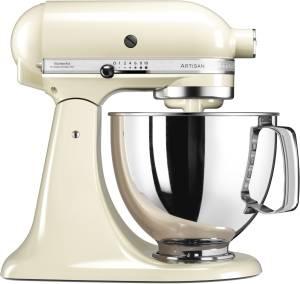 KitchenAid Artisan 5 KSM 125 EAC creme 4,8 L 300 W