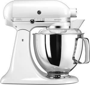 KitchenAid Artisan 5 KSM 175 PSEWH 4,8 L 300 W weiß