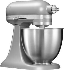 KitchenAid Mini 5 KSM 3311 XEFG 3,3 L 250 W matt grau