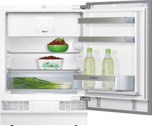 Siemens KU 15 LSX 60 A++ Unterbau- Kühlschrank Flachscharnier Edelstahltürfront