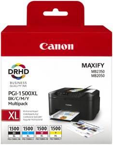 Canon PGI-1500 XL Multipack BK/C/M/Y