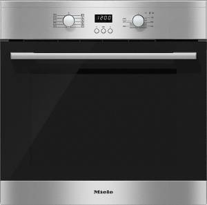 Miele H 2161-1 B A+ Edelstahl CleanSteel