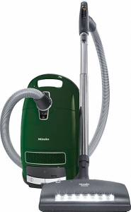 Miele Complete C3 Comfort Electro EcoLine SGPJ1 EEK: A Racinggreen