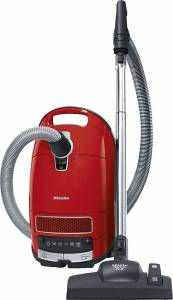 Miele Complete C3 Excellence Red EcoLine SGSH2 EEK: A