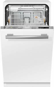 Miele G 4880 SCVi Edelstahl A+++ 45 cm vollintegrierbar