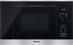 Miele M 6032 SC Edelstahl/CLST Einbau-Mikrowelle 800 W