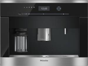 Miele CVA 6401 Edelstahl Einbau-Kaffeevollautomat