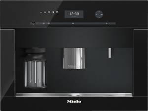 Miele CVA 6401 Obsidianschwarz Einbau-Kaffeevollautomat