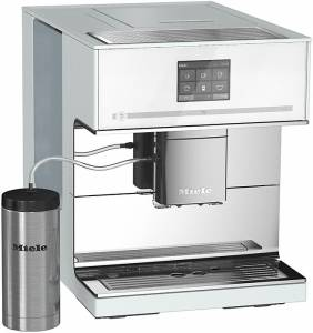 Miele CM 7500 Brillantweiß Stand-Kaffeevollautomat