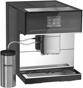 Miele CM 7500 Obsidianschwarz Stand-Kaffeevollautomat