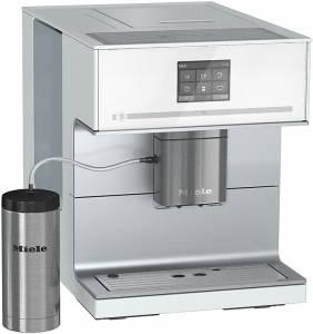 Miele CM 7300 Brilliantweiß Stand-Kaffeevollautomat