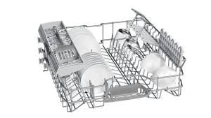 Bosch SMI 25 AS 00 E A+ 60 cm Integrierbar Edelstahlblende
