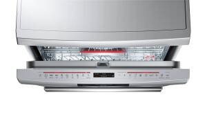 Bosch SMS 88 TI 36 EA+++ 60 cm Home Connect Silver Inox Home Connect Zeolith