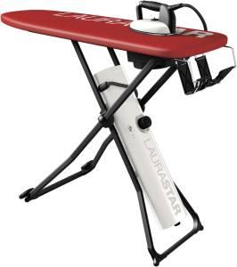LauraStar Go+ Bügelsystem 1800 W 3,5 bar (Aktivbügelbrett, Bügeleisen und Wassertank)