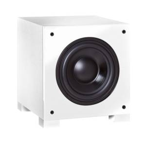 Quadral Qube 7 Active Subwoofer weiß