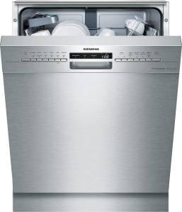 Siemens SN 436 S 02 IDA+++ Edelstahl Extraklasse