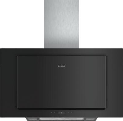 Siemens LC 97 FLP 6090 cm Wand-Esse schwarz mit Glasschirm
