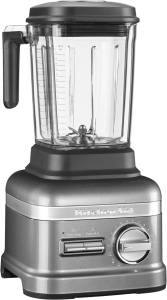 KitchenAid Artisan 5 KSB 8270 EMS POWER PLUS medallion silber