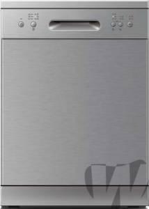 Amica GSP 14755 EA++ 60 cm Edelstahlfront Besteckschublade
