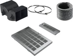 Bosch DWZ 0 AK 0 S 0 Starterset für Umluftbetrieb regenerierbar