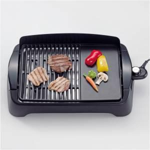 Cloer 656 Barbecue-Grillschwarz