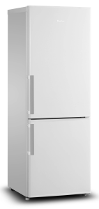 Amica KGC 15417 WEEK: A + weiß Kühlkombination 150 cm